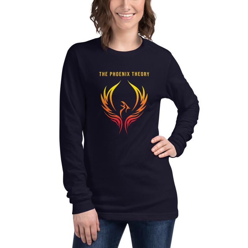 Phoenix Theory Fire Long Sleeve Tee