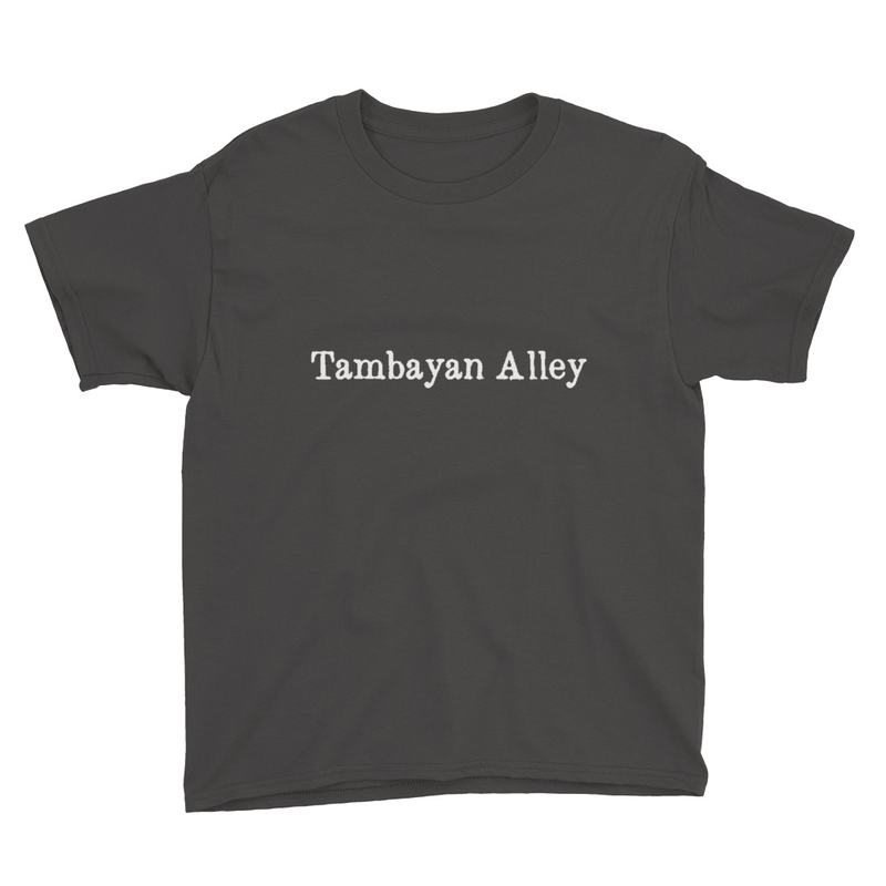 Tambayan Alley Youth Short Sleeve T-Shirt
