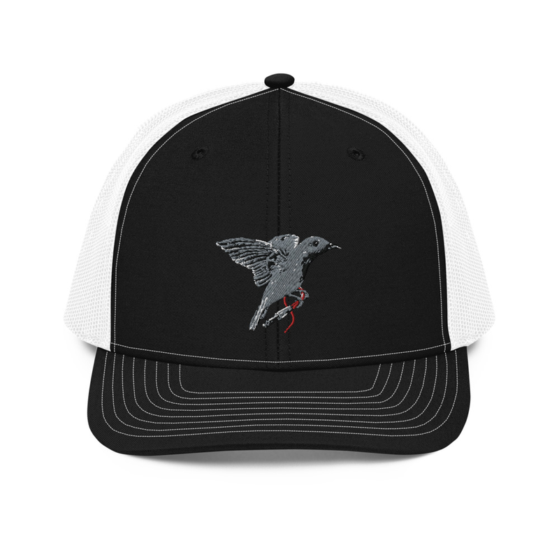 Trucker Cap - Bird only (no name)