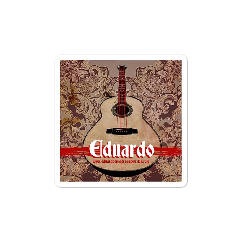 Eduardo Logo Bubble-free stickers