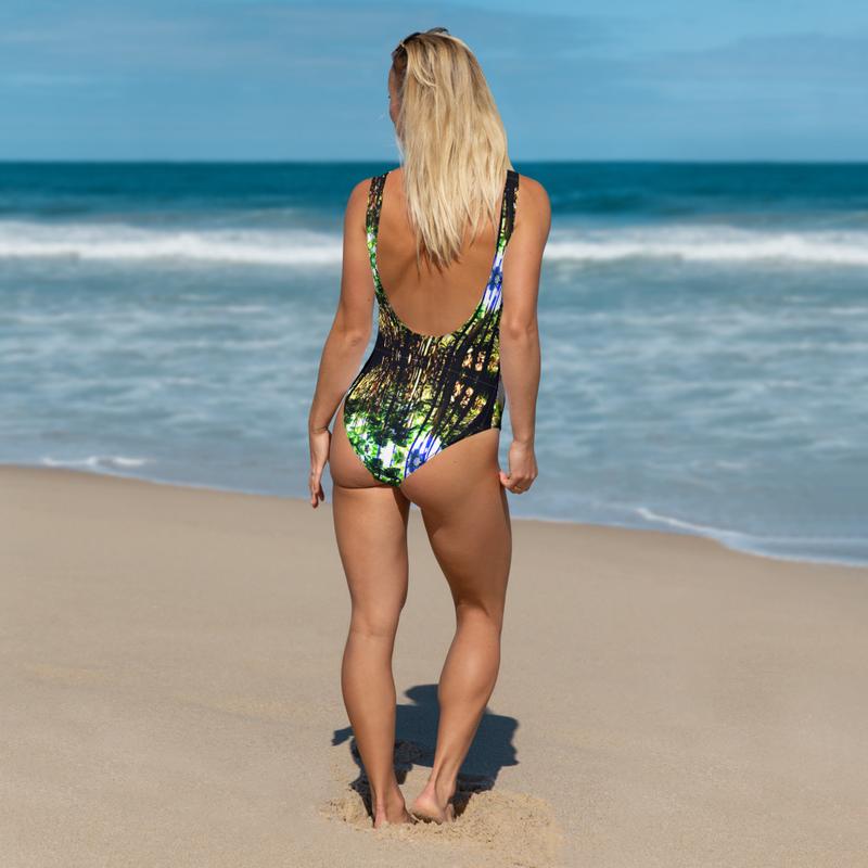 Hilo Jungle One-Piece Swimsuit