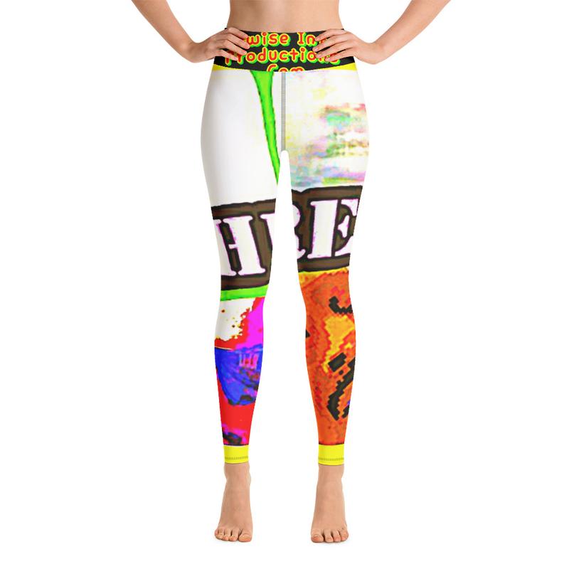 Women's Yoga Leggings - Mista Faces