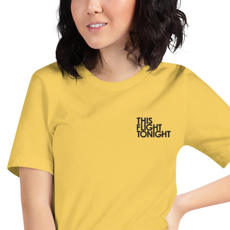 This Flight Tonight Short-Sleeve Unisex T-Shirt
