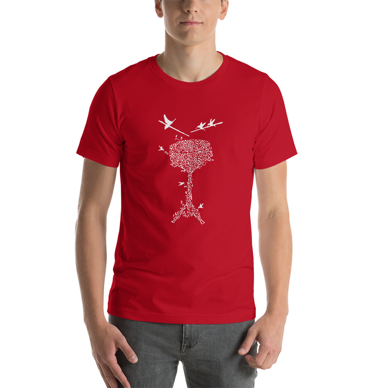 Drum Short-Sleeve Unisex T-Shirt
