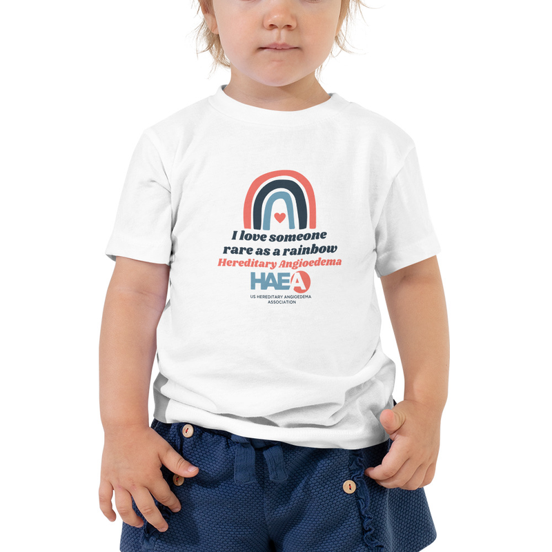 Apparel - Rare Rainbow Toddler Short Sleeve Tee