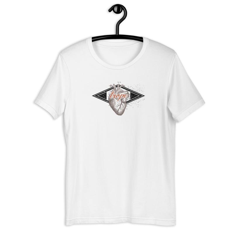 Trope Heart Unisex T-Shirt