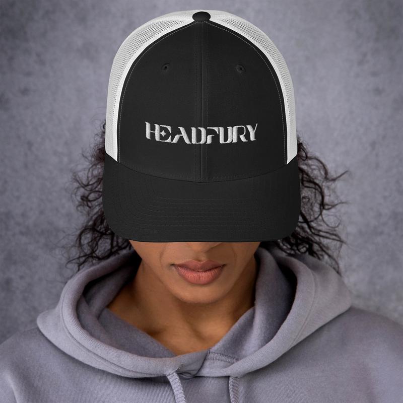 Trucker Cap - HEADFURY