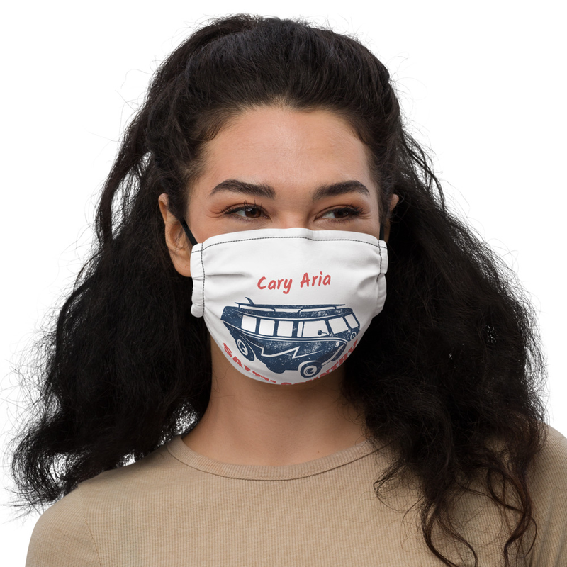 Cary Aria face mask