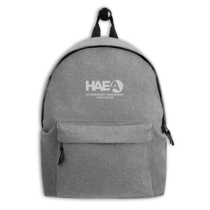 Accessories - HAEA Embroidered Backpack