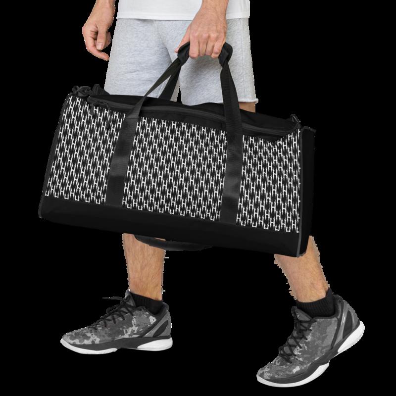 HONESTGANG Monogram Duffle bag