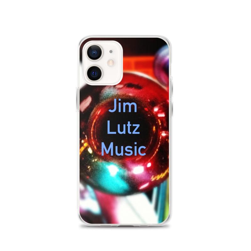 Jim Lutz Music - iPhone Case