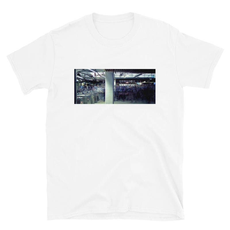 Escape Short-Sleeve Unisex T-Shirt