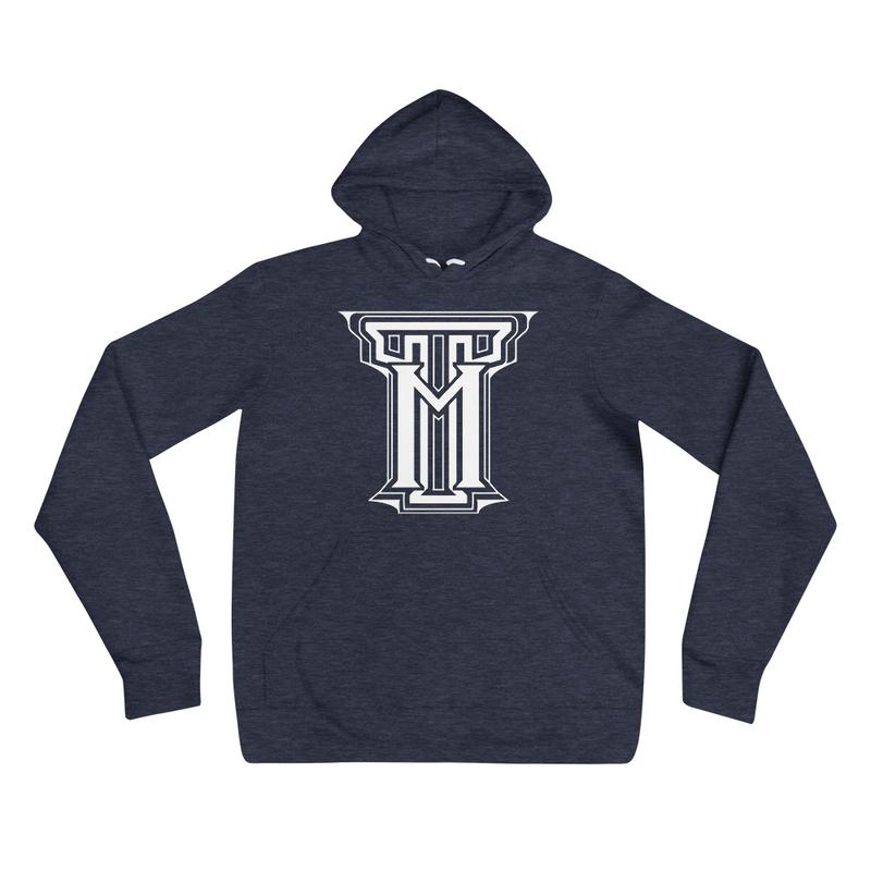 TM Logo Unisex hoodie
