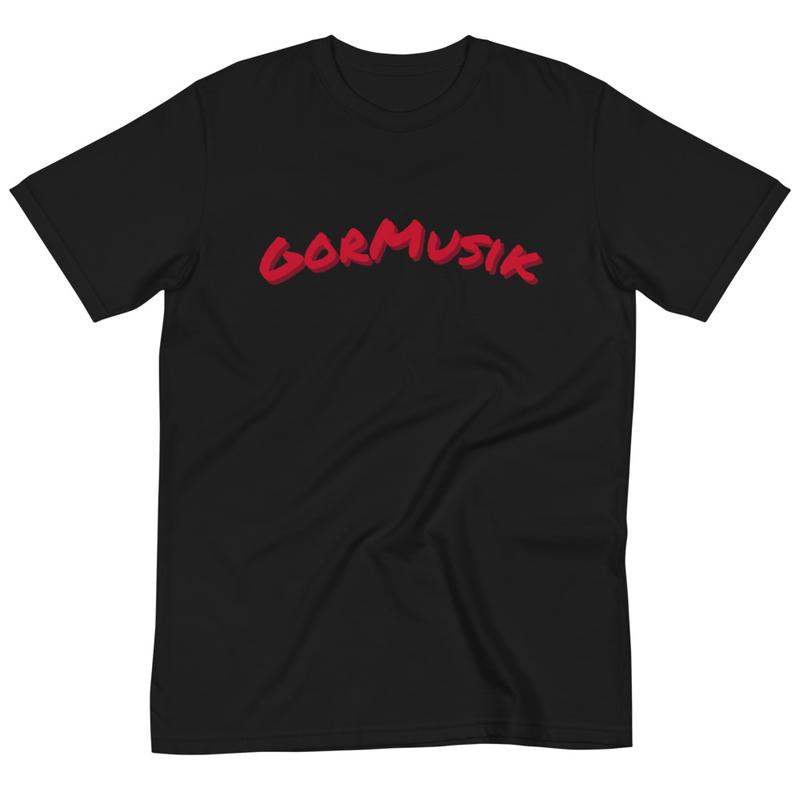 GorMusik Organic Cotton T-Shirt