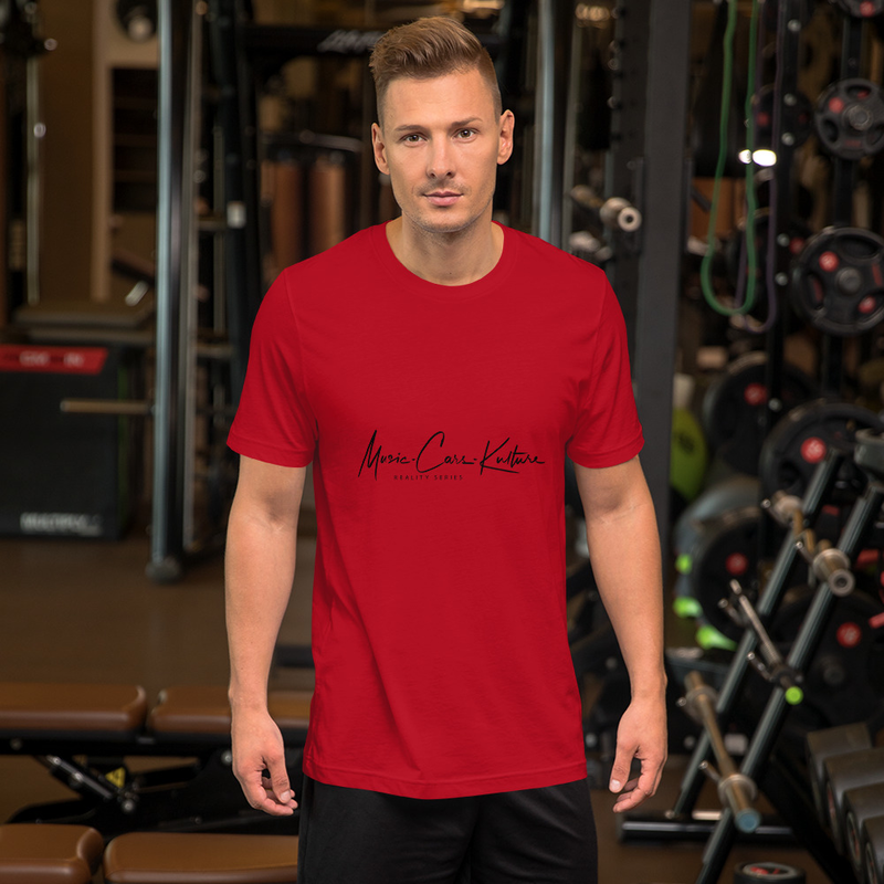 MCk-Short-Sleeve Unisex T-Shirt
