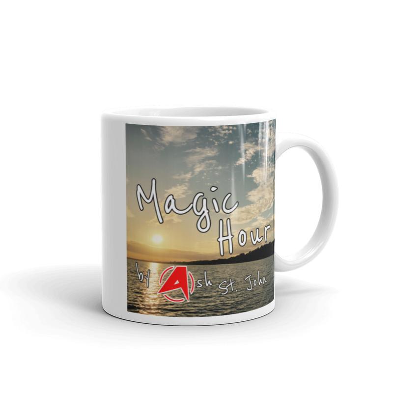 """Magic Hour"" Mug"