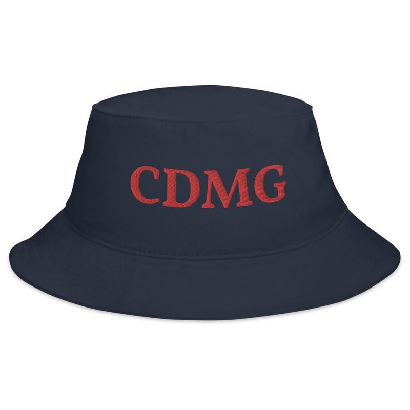 CDMG Embroidery Bucket Hat