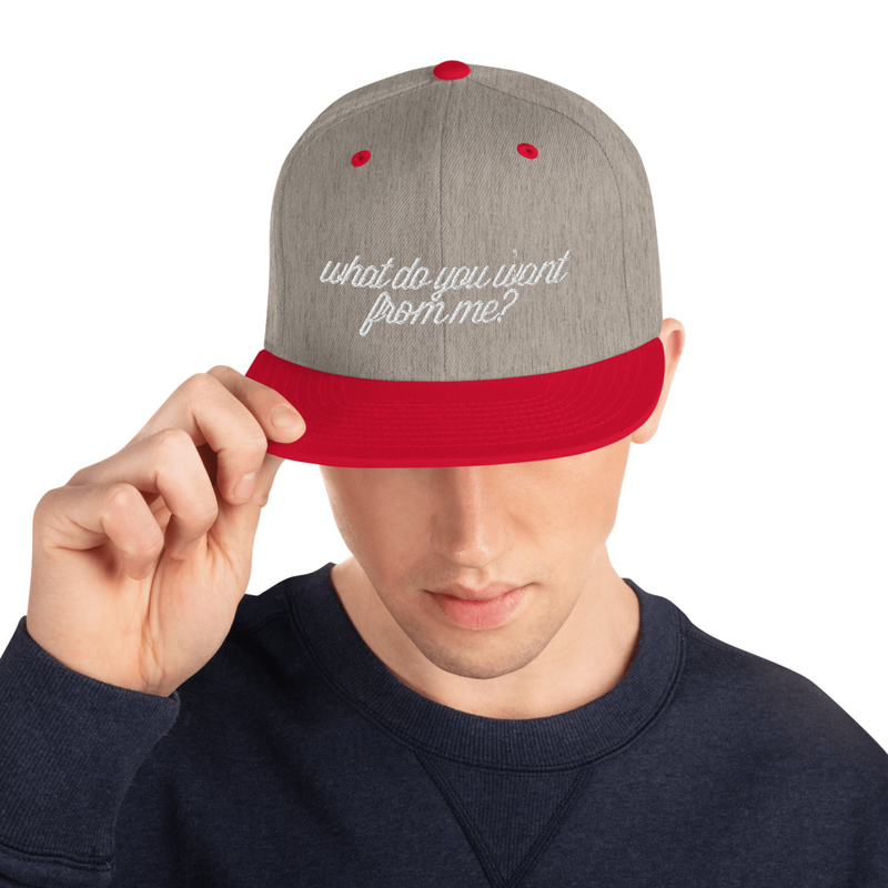 Snapback Hat - PIRATES OF RADIO
