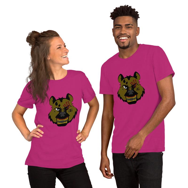 711 HYENA GANG Short-Sleeve Unisex T-Shirt
