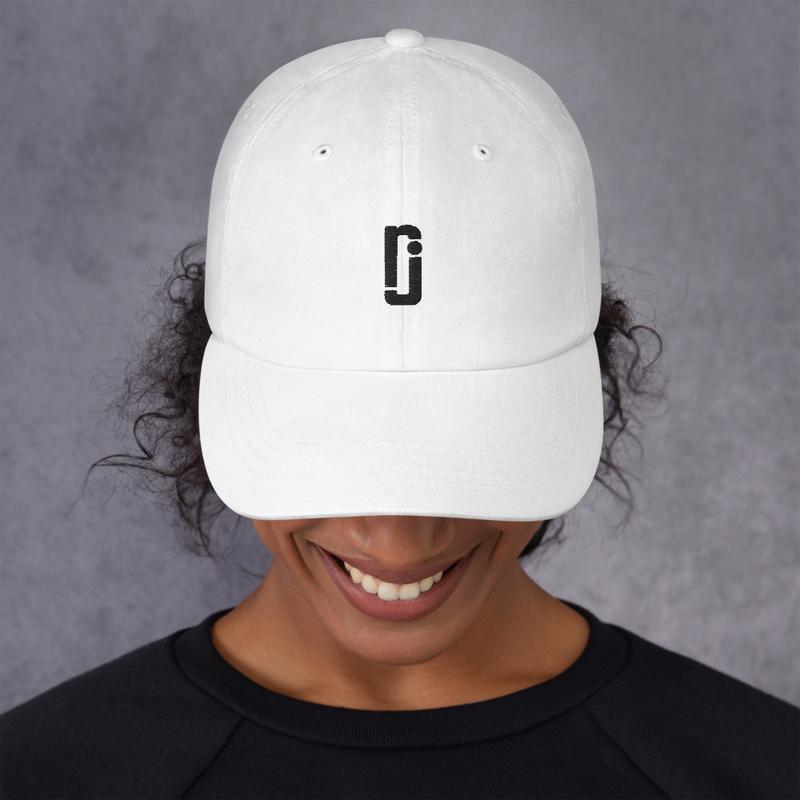 The rjght Classic Hat - Black Logo