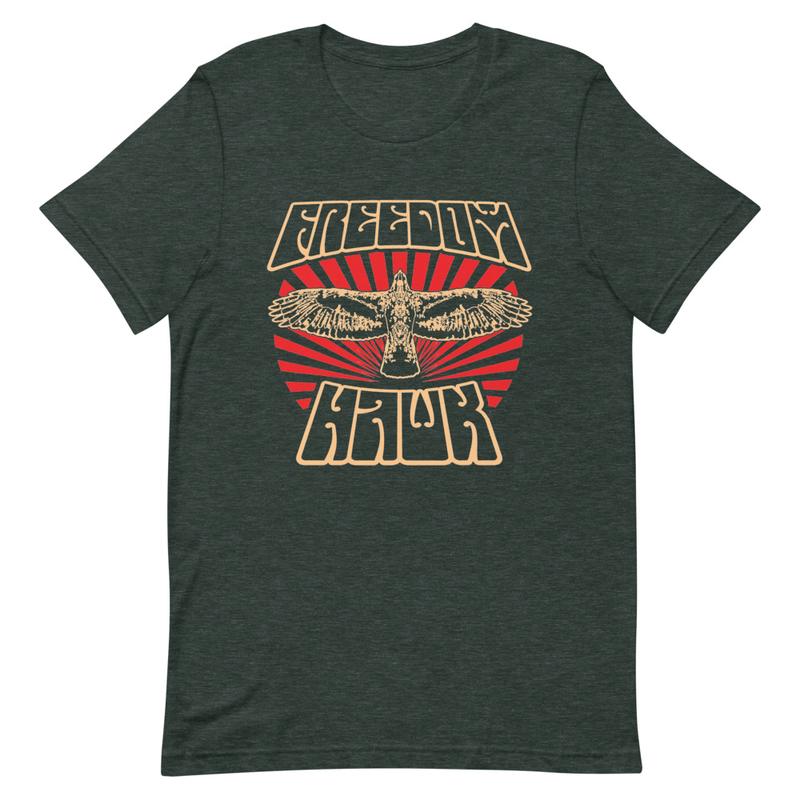 Hawk & Sun - Short-Sleeve Unisex T-Shirt