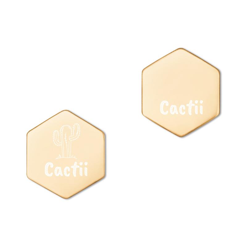 Cactii Earrings