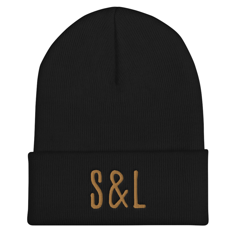 S&L Beanie - Black