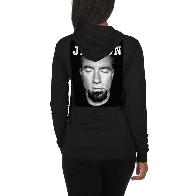 Javyon zip hoodie