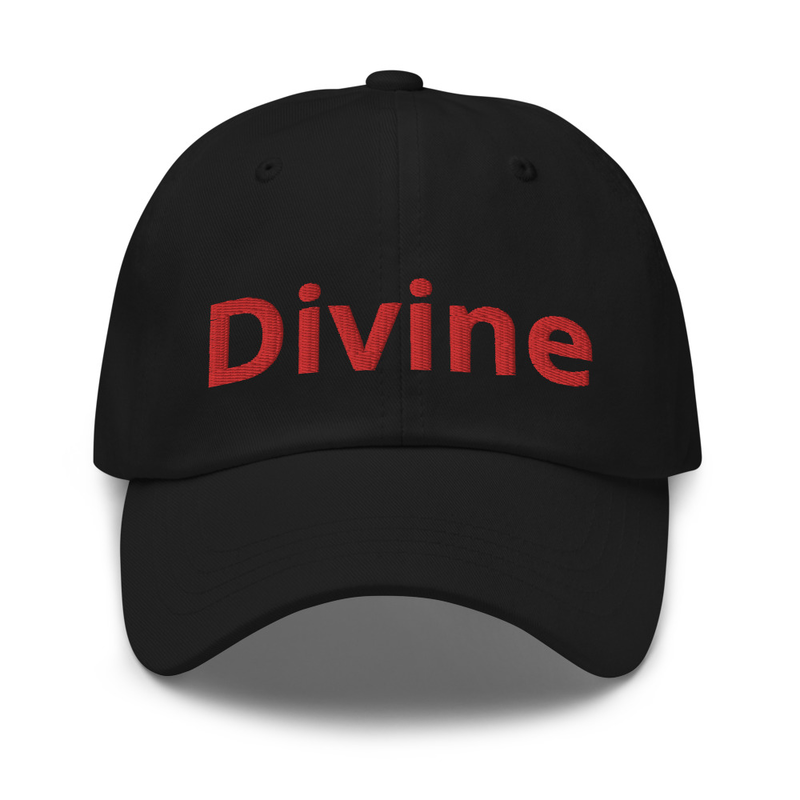 GCSB 'Divine' Baseball Hat