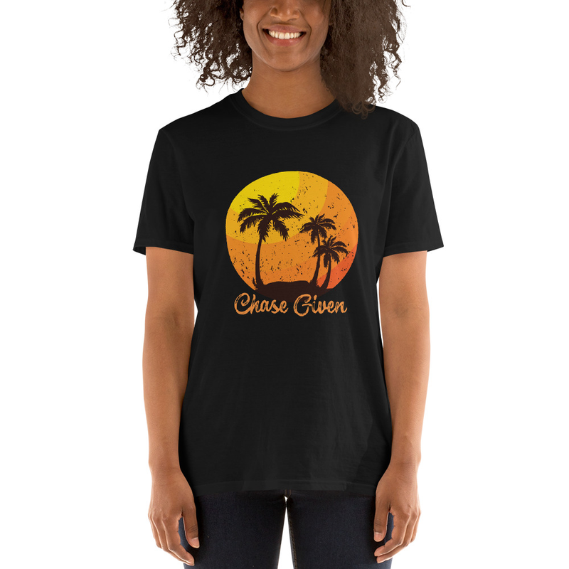 Palm Tree Shirt 2