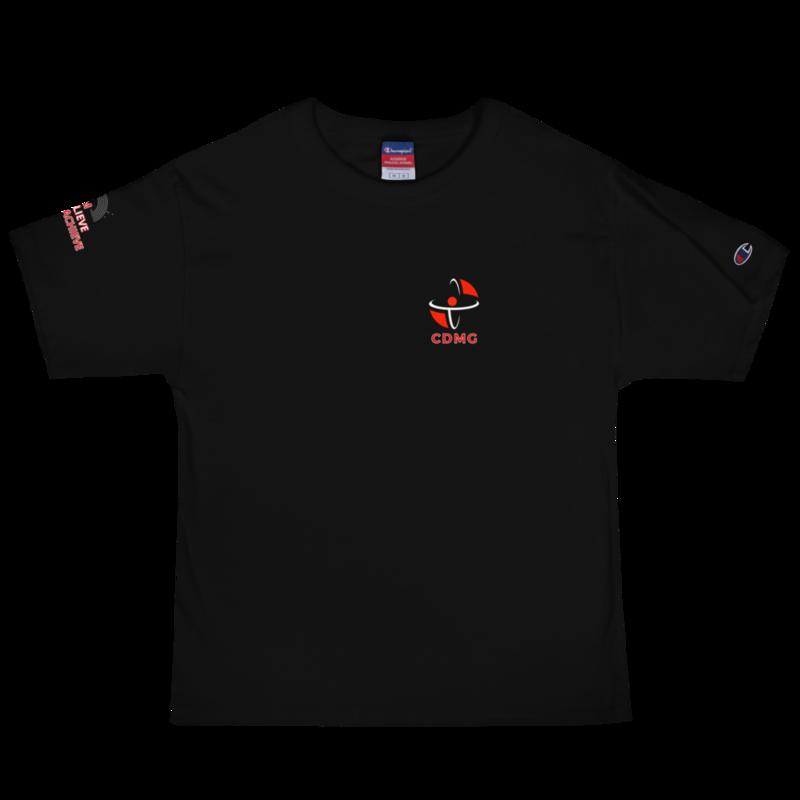 CDMG Custom Men's Champion T-Shirt