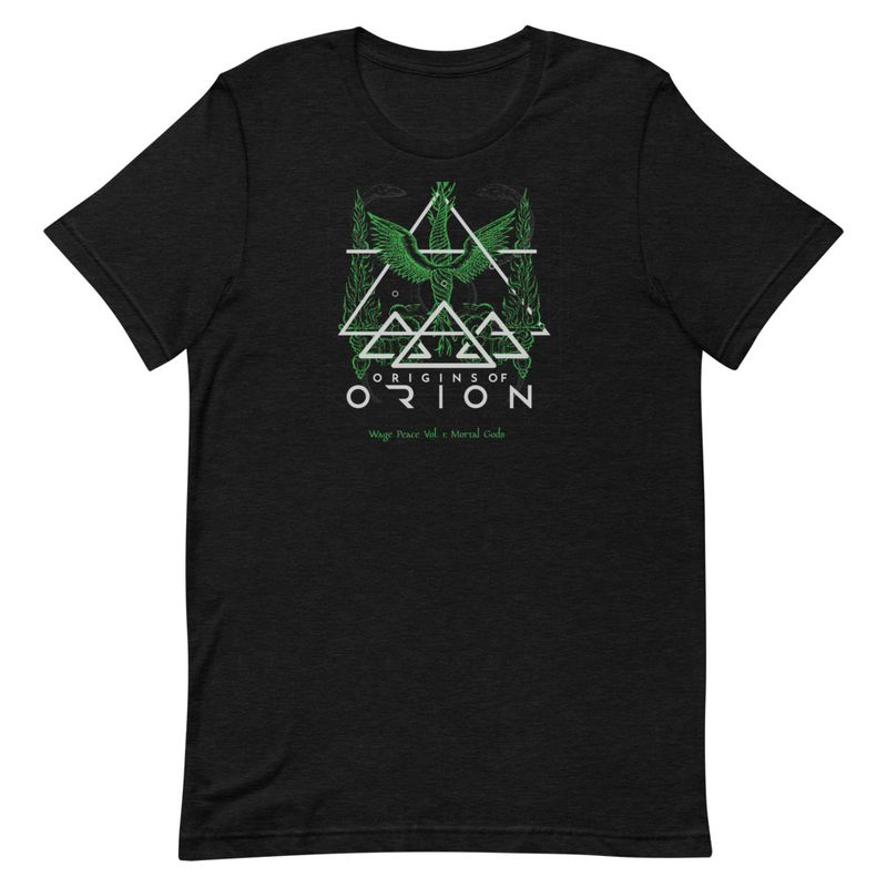 Green Wage Peace Sacrifice Short-Sleeve Unisex T-Shirt