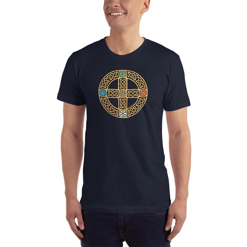 Solar Cross T-Shirt