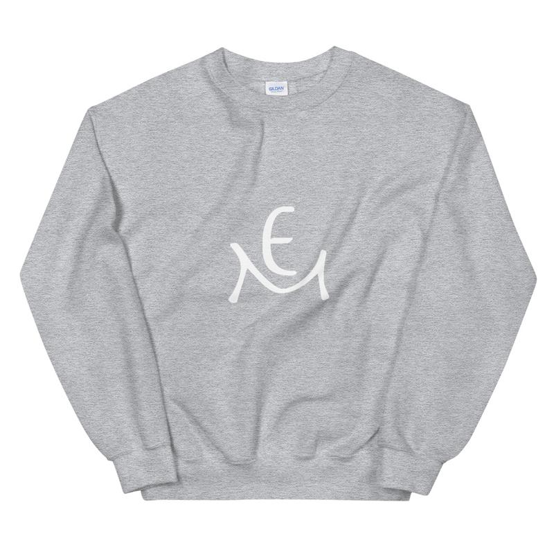 Unisex Sweatshirt with Logo
