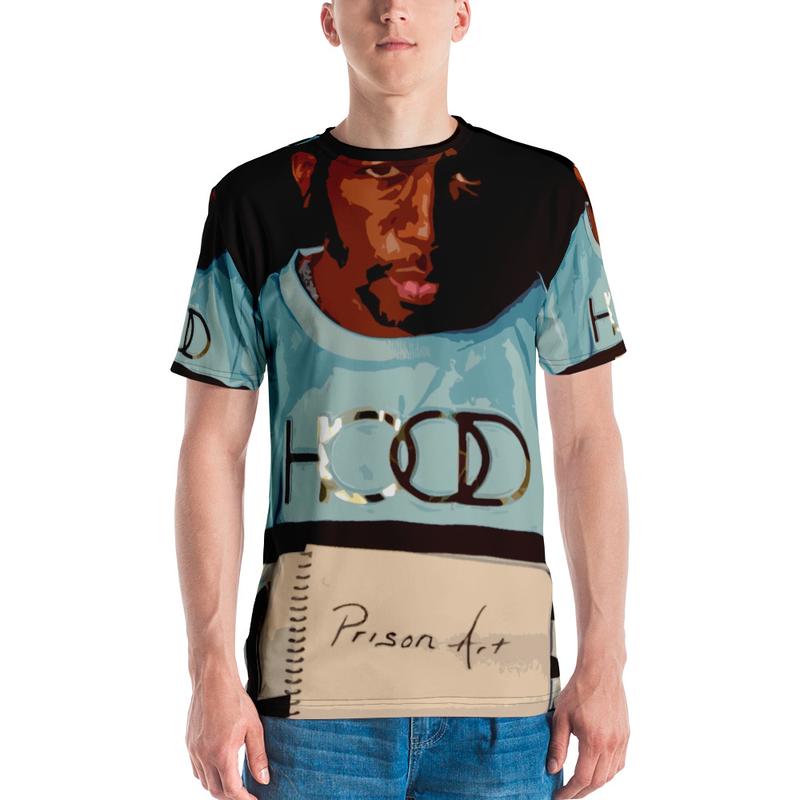 Prison Art Men's T-shirt