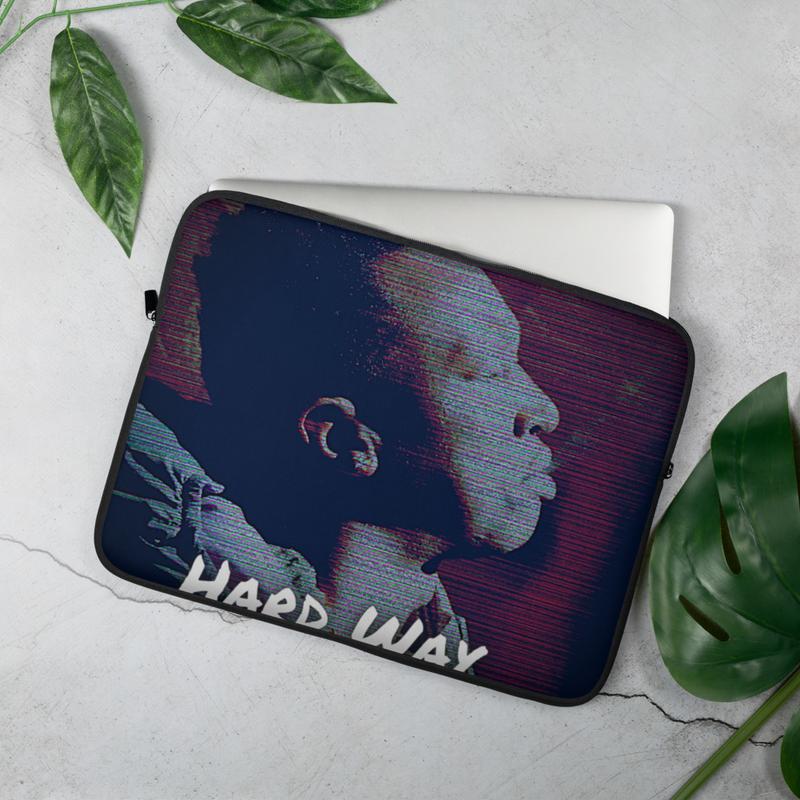 PettiKash New Single 2021 [Hard Way] Merch --Laptop Sleeve