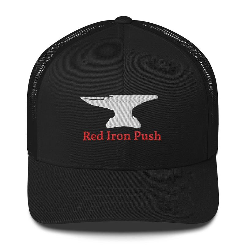 Anvil Logo Trucker Cap