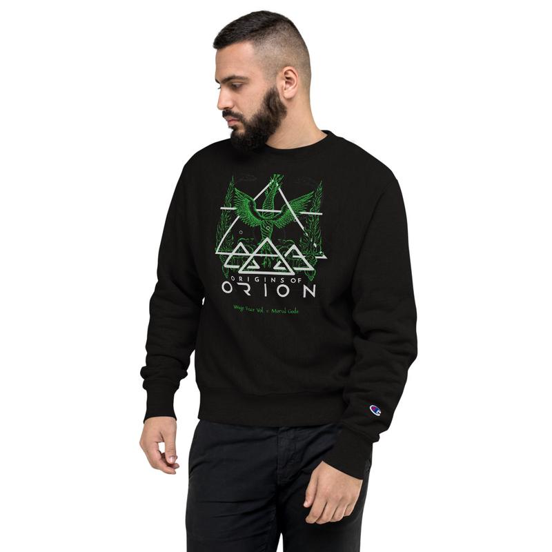 Jade Sacrifice Champion Sweatshirt