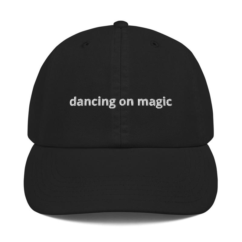Hat: dancing on magic