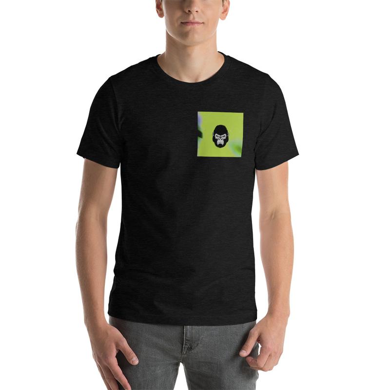 "Ta3$ x ""Gorilla Glue"" Short-Sleeve Unisex T-Shirt"