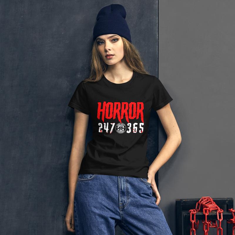 Women's Horror 247-365 Shirt