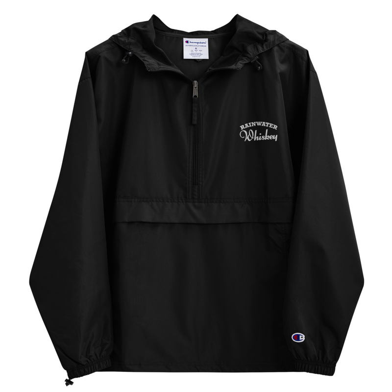 RWW Embroidered Champion Packable Jacket - Embroidered RWW Logo (Front Only)