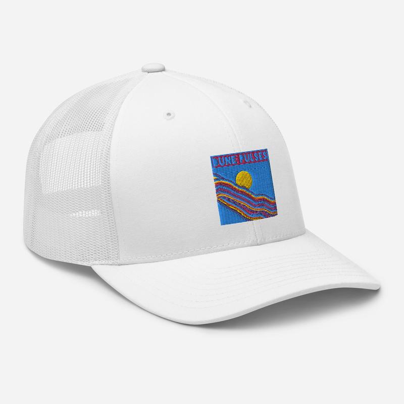 Trucker Cap (Dune Pulses - Happy Day)