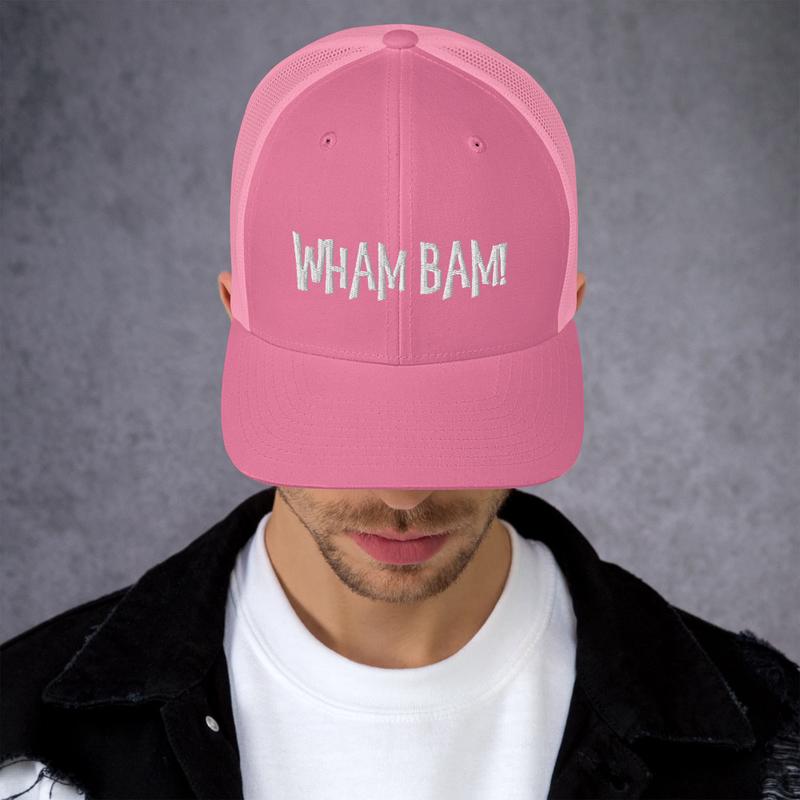 Trucker Cap - WHAM BAM!