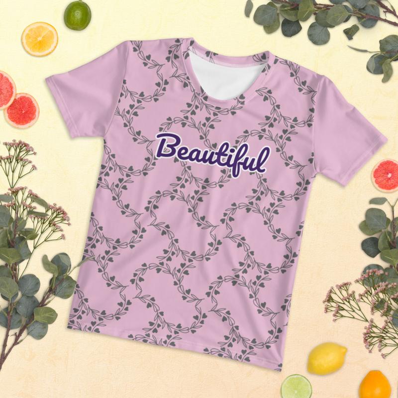 Beautiful-Women's T-shirt