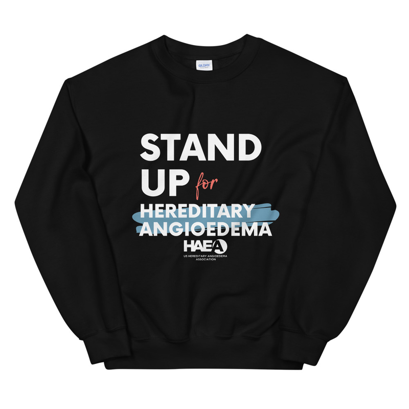 Apparel - Stand Up for HAE Unisex Sweatshirt