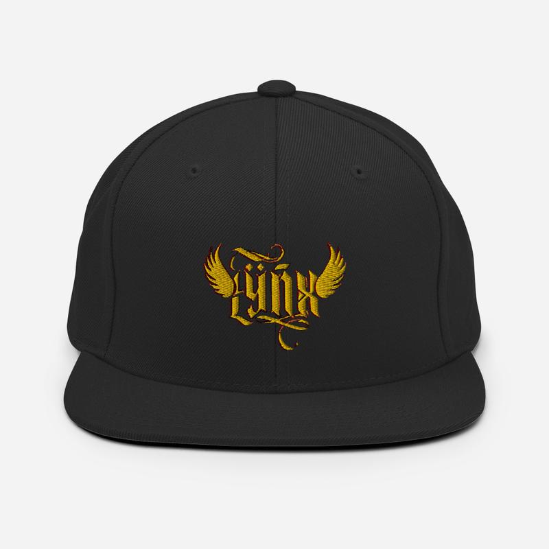 Lÿnx Snapback Hat