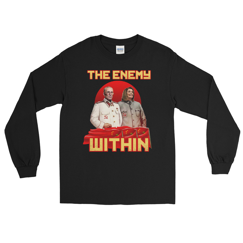 Enemy Long Sleeve