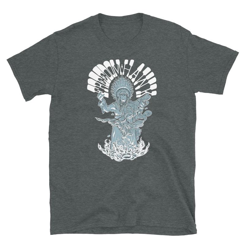 Indian - Dark Short-Sleeve Unisex T-Shirt