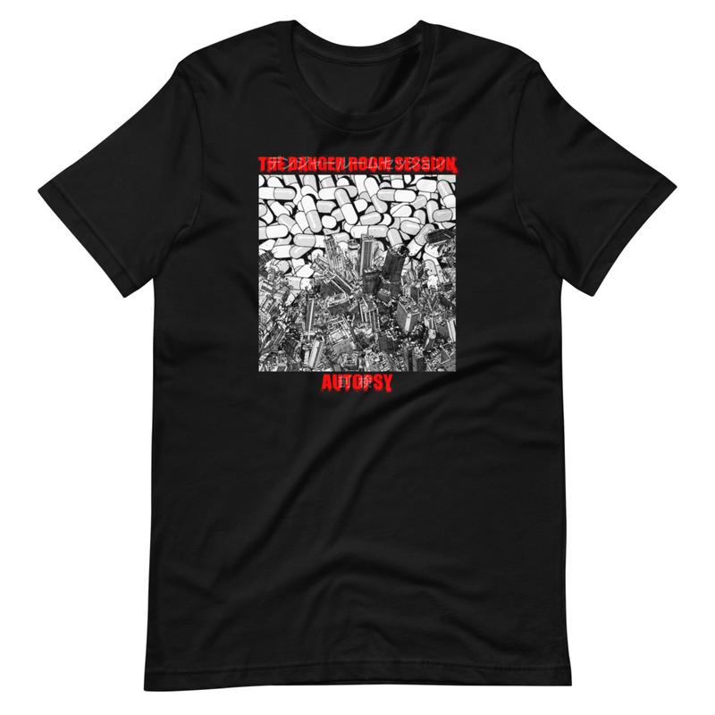 The Danger Room Session T-Shirt